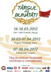 Eveniment Campina - 7-8 aprilie 2012