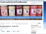 Targul Cu Bunatati la Sinaia 13 – 15 iulie 2012