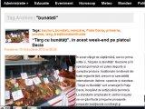 """""""Târg cu bunătăţi"""", în acest week-end pe platoul Dacia"""