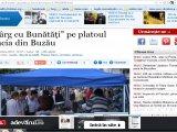 """""""Târg cu Bunătăți"""" pe platoul Dacia din Buzău"""